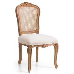 Villeneuve Oak French Chair