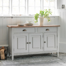 Bronte Taupe Sideboard