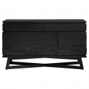 Manhattan Contemporary Charcoal Sideboard