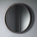 Manhattan Contemporary Charcoal Mirror