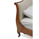 Alexander French Bed - Headboard View
