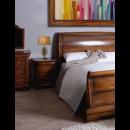 Antoinette French Sleigh Bedroom