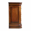 Antoinette French Sleigh Wide 6 Drawer Chest