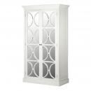 Ashwell Classic White Mirrored Wardrobe
