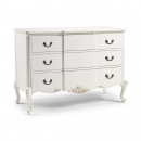 Beaulieu French 3 Drawer Chest