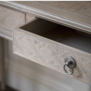 Camille French Style Weathered Dressing Table Drawer