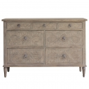 Camille French Style Weathered Chest