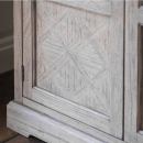 Camille Weathered French Wardrobe