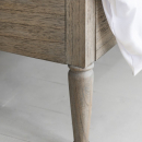 Weathered Bed Leg
