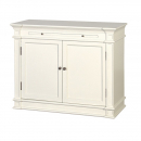 Chantilly French Style Sideboard with Pull Out Shelf