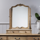 Charlotte French Dressing Table Mirror