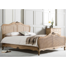 Charlotte French Inspired 5 Drawer Chest with our Charlotte bed