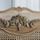 Charlotte French Style Bed Detailing