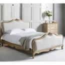 Charlotte French Inspired Upholstered Bed Set