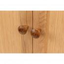 Cheltenham Contemporary 2 Door Wardrobe - Handles
