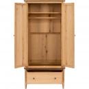 Cheltenham Contemporary 2 Door Wardrobe - Inside