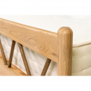Cheltenham Contemporary High Foot Bed - Clse-Up