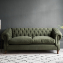 Chiswick Buttoned Sofa