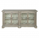 Dorset Large Sideboard with Metal Front