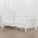 Etienne Petite French Singe Bed