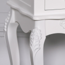 Etienne French Bedside Table - close view