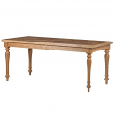 Florence Oak Dining Table