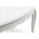 Louis French Round Dining Table Details