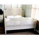 Louis Rattan Bed