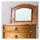 Lille Classic Lingerie Chest Internal Mirror