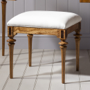 Lille Classic French Dressing Table Stool
