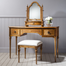 Lille French Style Dressing Table Set