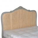 Loire French Rattan Bed Headboard