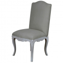 Louis French Carved Dining Chair
