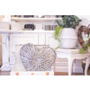 Louis French Rattan Back Dining Chair
