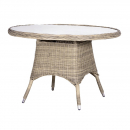Outdoor Rattan Round Table