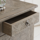 Camille Weathered French Style Chest