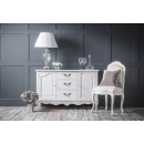 Lyon French Dining Chair with our Provencale Sideboard