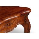Rococo Mahogany French Dressing Table
