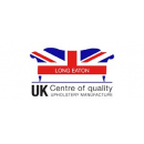 Upholstered in Long Eaton - the UK centre of quality upholstery manufacture