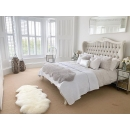 Versailles French Curved Bed In Antique White