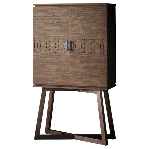 Manhattan Retreat Cocktail Cabinet