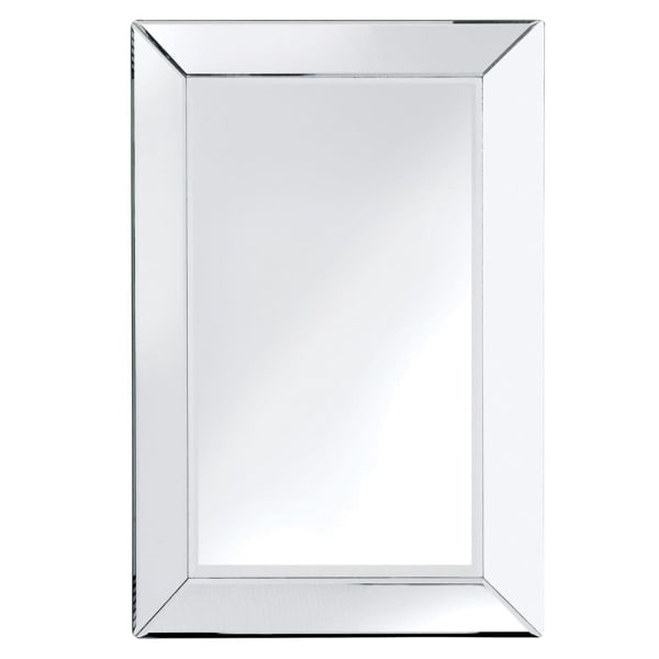 Plain French Contemporary Mirror