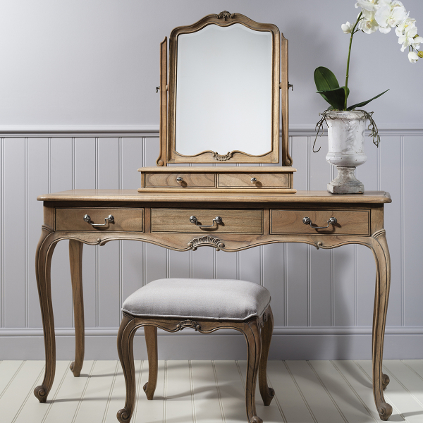 Charlotte French Dressing Table Set