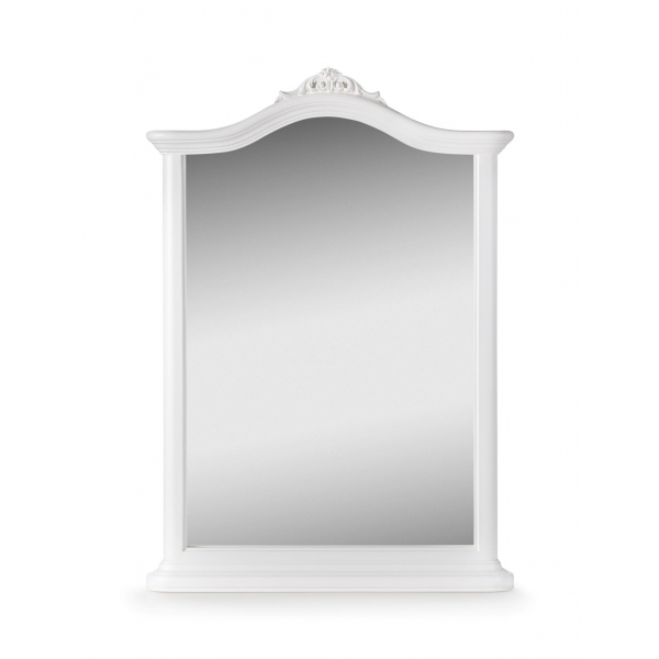 Ivory French Inspired Dressing Table Mirror