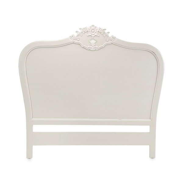 Lyon French Carved Headboard
