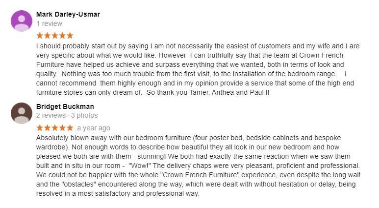 Reviews by our customers